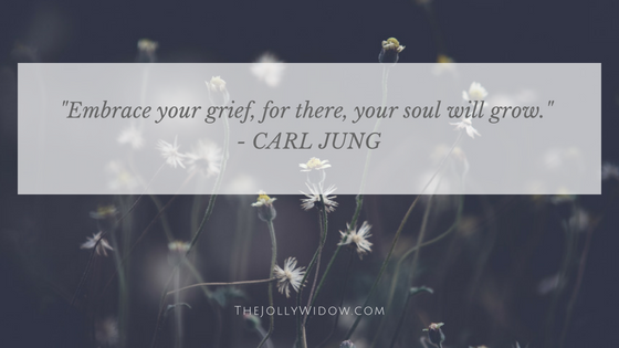 Spiritual Teacher Grief Quotes 2- The Jolly Widow